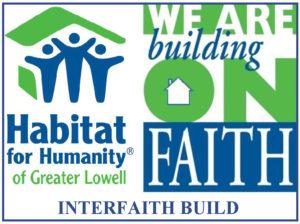 Interfaith logo with tagline